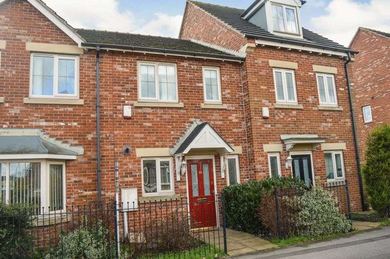 2 Bedrooms Terraced House for sale in Moor Lane, Mansfield
