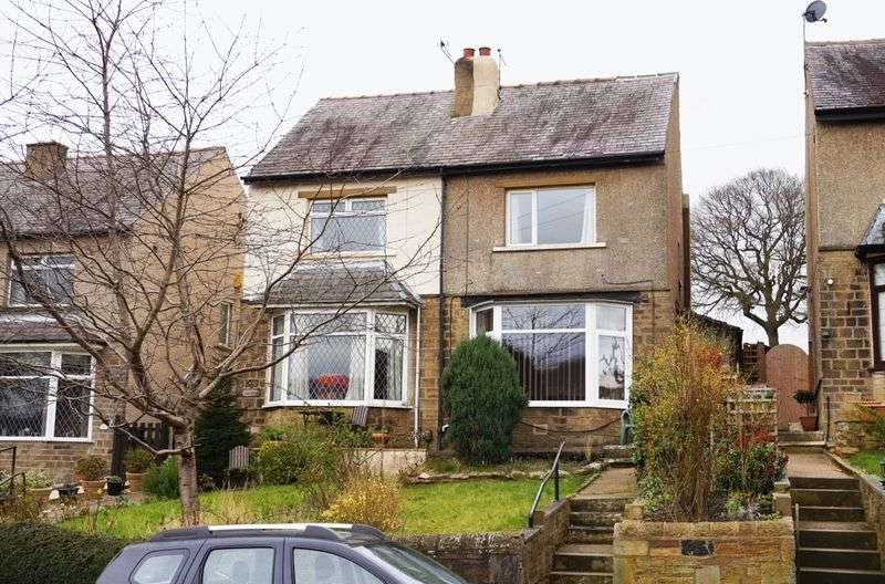 2 Bedrooms Semi Detached House for sale in Penistone Road, Huddersfield