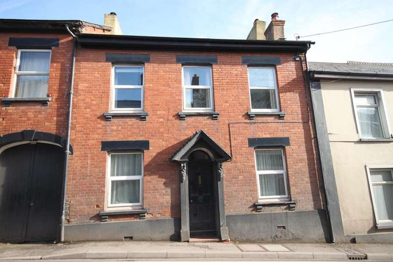 4 Bedrooms Terraced House for sale in Cullompton EX15