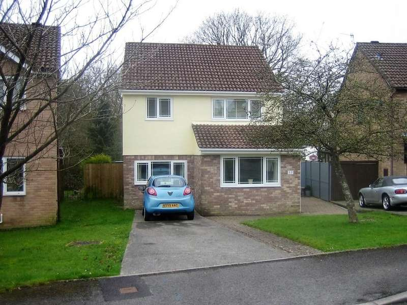 4 Bedrooms Detached House for sale in Heol Y Waun, Pontlliw