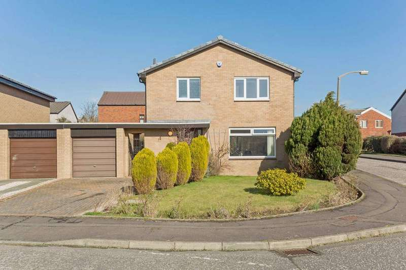 4 Bedrooms Detached House for sale in 19 Winton Park, Fairmilehead, EH10 7EX
