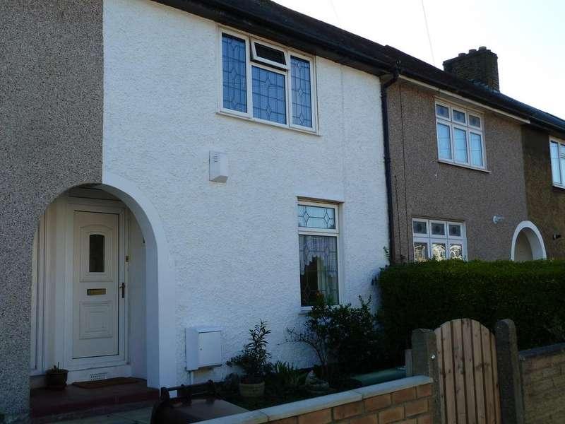 2 Bedrooms Terraced House for sale in Fitzstephen Road, DAGENHAM RM8