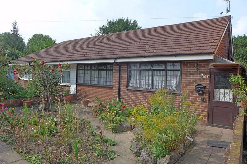 2 Bedrooms Bungalow for sale in Harlington Road East, Feltham