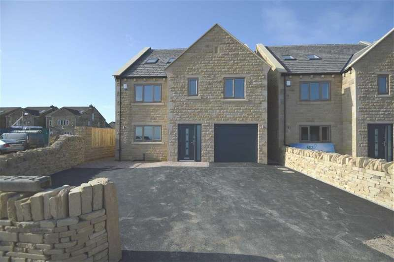 6 Bedrooms Detached House for sale in Shibden Villas, Queensbury BD13, Queensbury Bradford