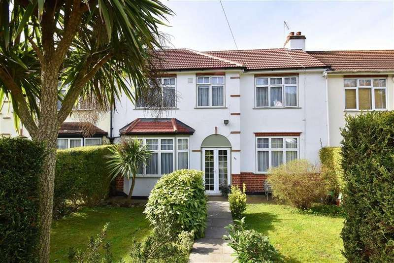 3 Bedrooms Terraced House for sale in Madeira Avenue, Bromley, Kent
