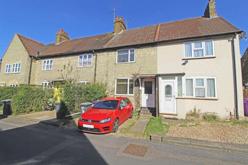 2 Bedrooms Terraced House for sale in Pix Road, Letchworth Garden City, Hertfordshire