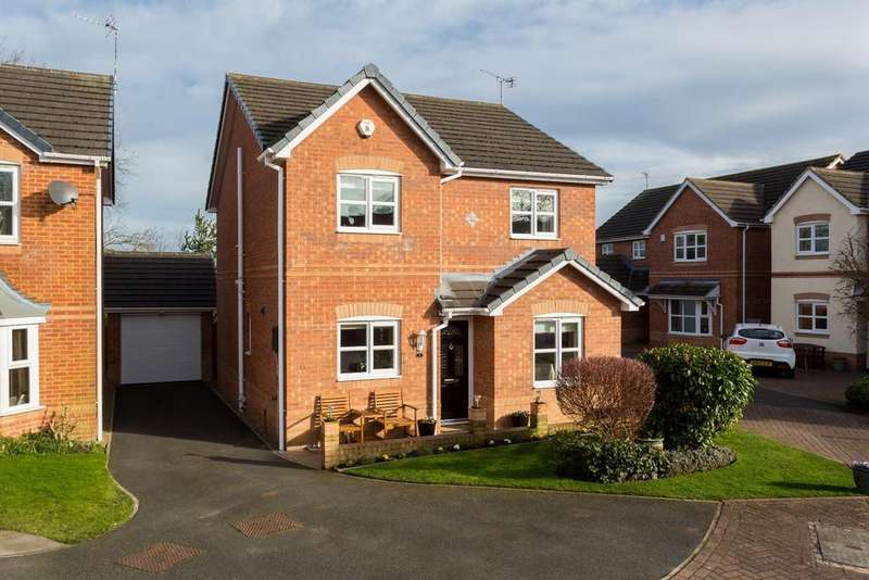 3 Bedrooms Detached House for sale in Mayfield Court, Barlow, Selby