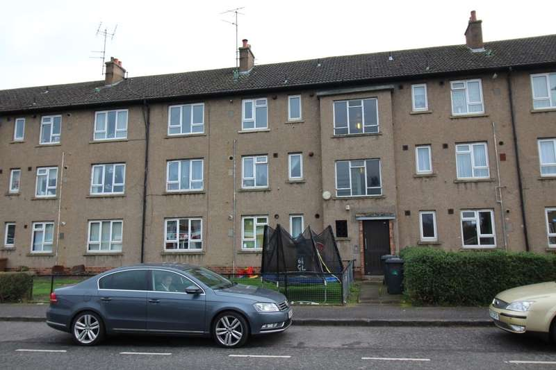 2 Bedrooms Flat for sale in Ballindean Road, Dundee, DD4