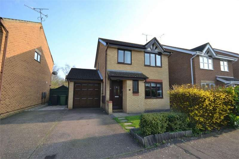 3 Bedrooms Detached House for sale in Blythe Way, Maldon, Essex