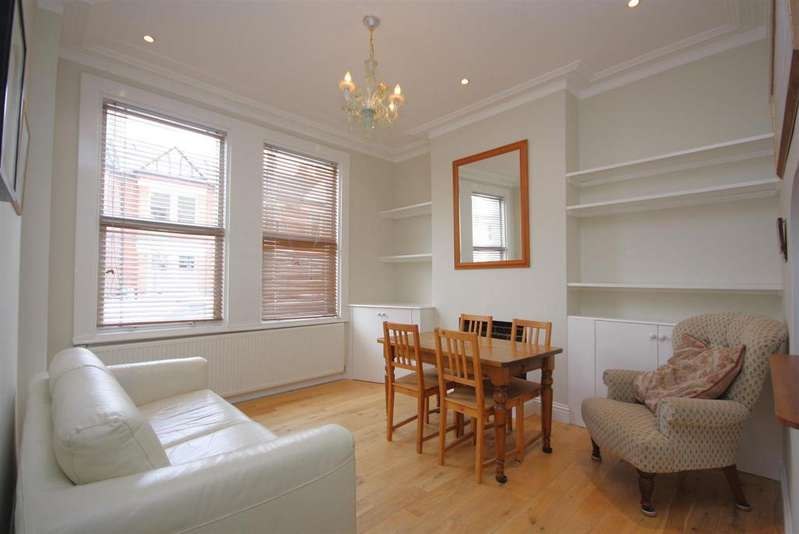 2 Bedrooms Flat for sale in Wardo Avenue, London