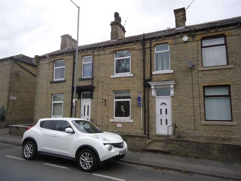 2 Bedrooms Terraced House for sale in Common Road, Bradford, West Yorkshire, BD12