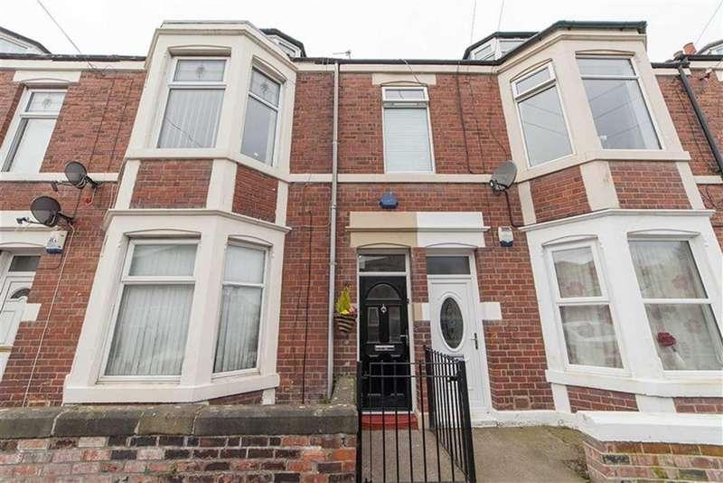 4 Bedrooms Apartment Flat for sale in Boyd Road, Wallsend, Tyne Wear, NE28