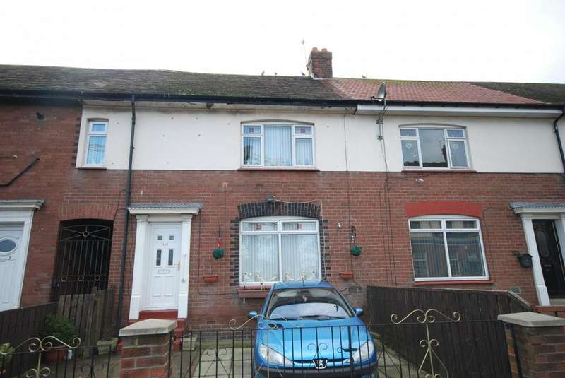 3 Bedrooms Terraced House for sale in Corporation Road, Sunderland