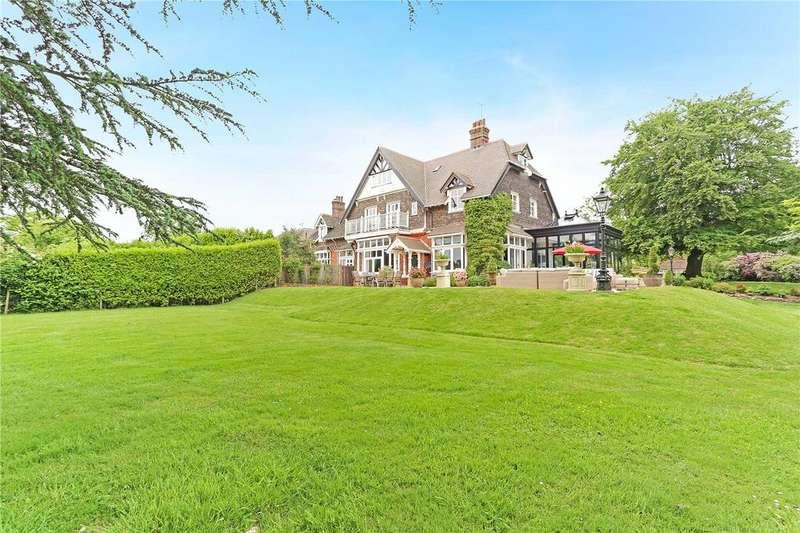 5 Bedrooms Semi Detached House for sale in Brookhurst Grange, Holmbury Road, Ewhurst, Surrey, GU6