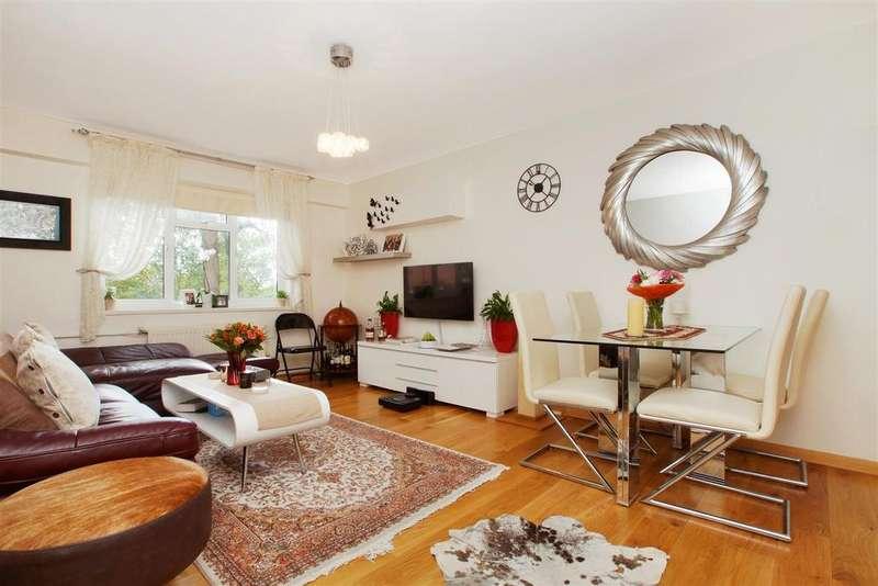 2 Bedrooms Flat for sale in Harben Road, London