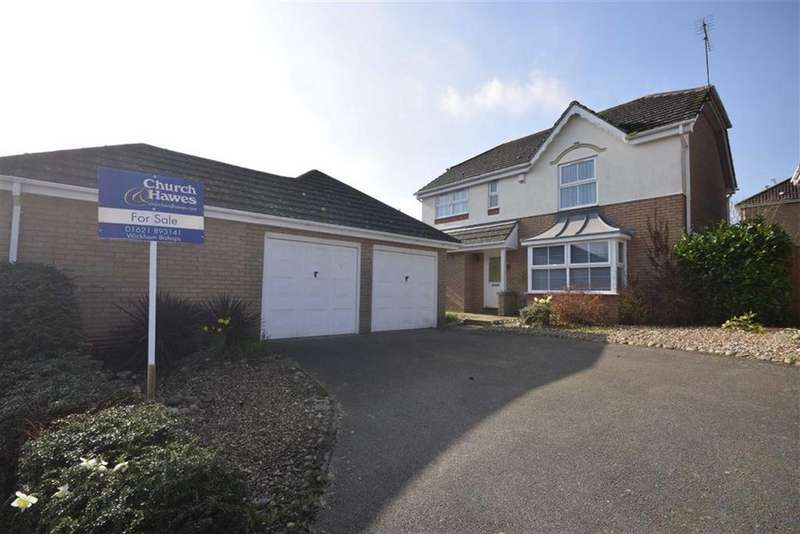 4 Bedrooms Detached House for sale in Brook Close, Great Totham, Essex