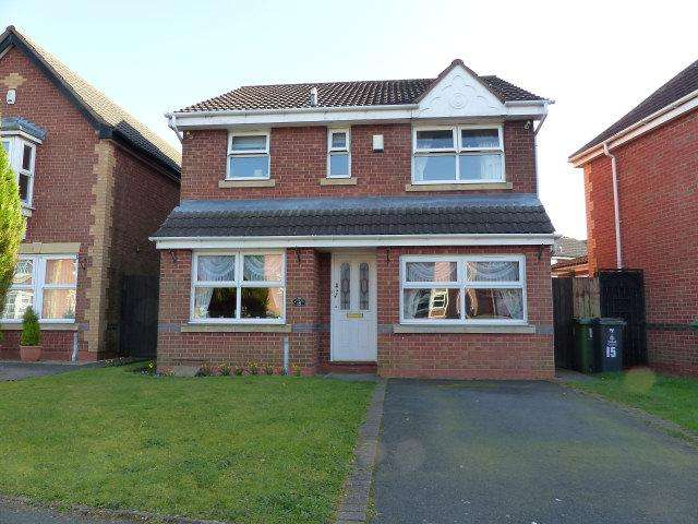 3 Bedrooms Detached House for sale in Wych Elm Road,Clayhanger,Walsall