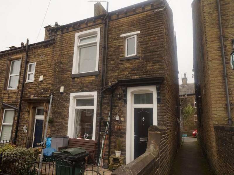 2 Bedrooms Terraced House for sale in High Street, Thornton