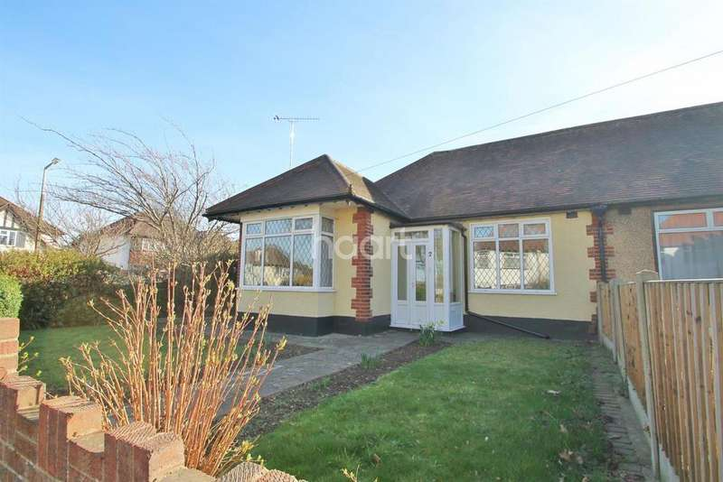 2 Bedrooms Bungalow for sale in Carlton Avenue