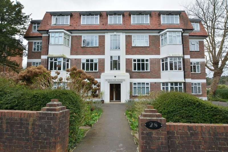 1 Bedroom Apartment Flat for sale in Meyrick Park Mansions, Bodorgan Road, Bournemouth