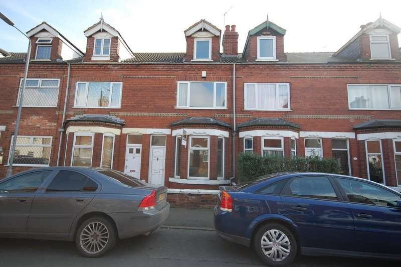 4 Bedrooms Terraced House for sale in Jackson Street, Goole