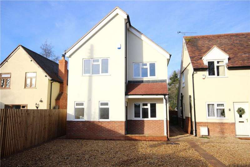 3 Bedrooms Detached House for sale in Stonebow Road, Drakes Broughton, Pershore, Worcestershire, WR10