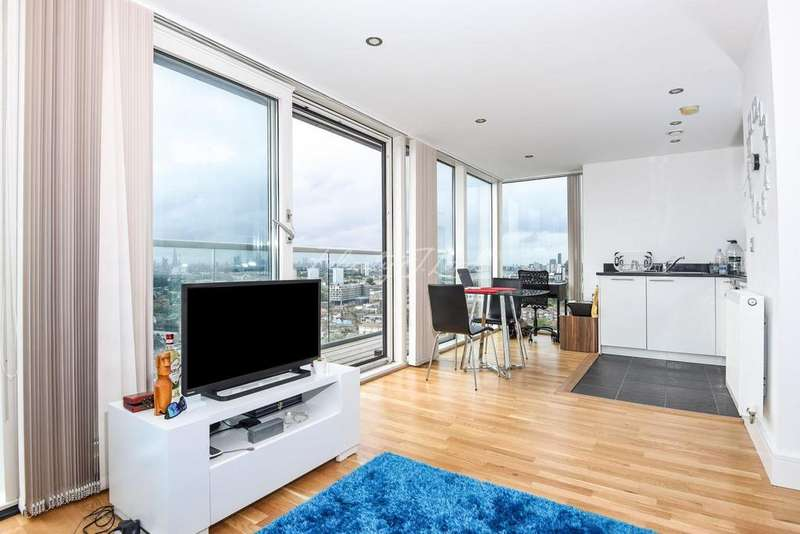 Studio Flat for sale in Distillery Tower, London, SE8 4HP