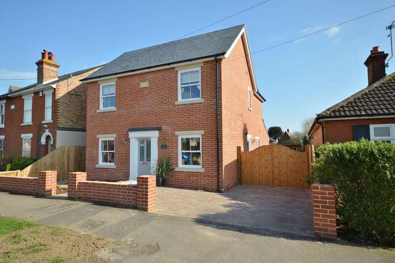 4 Bedrooms Detached House for sale in Stanley Road, Wivenhoe