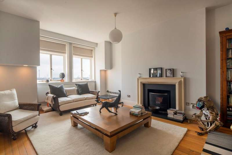 2 Bedrooms Flat for sale in Prince Albert Road, London. NW8