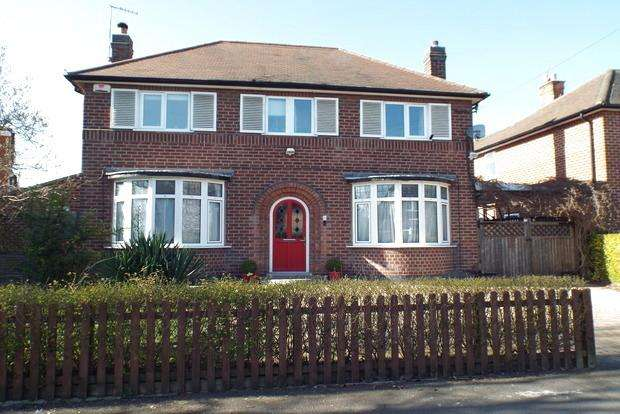 4 Bedrooms Detached House for sale in Arleston Drive, Wollaton, Nottingham, NG8