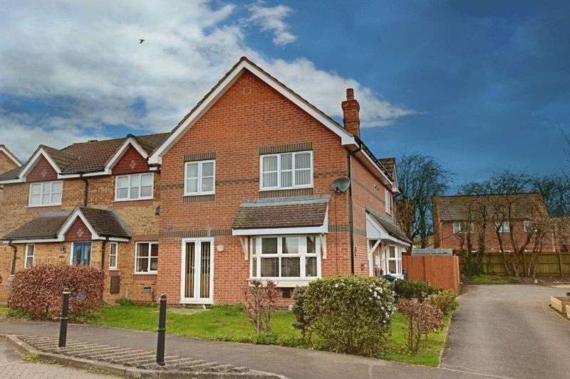 2 Bedrooms Terraced House for sale in Ryeland Way, Trowbridge
