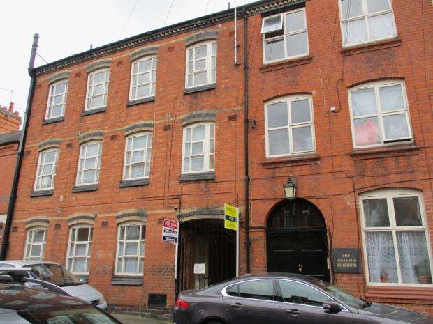 1 Bedroom Apartment Flat for sale in Moores Road Leicester