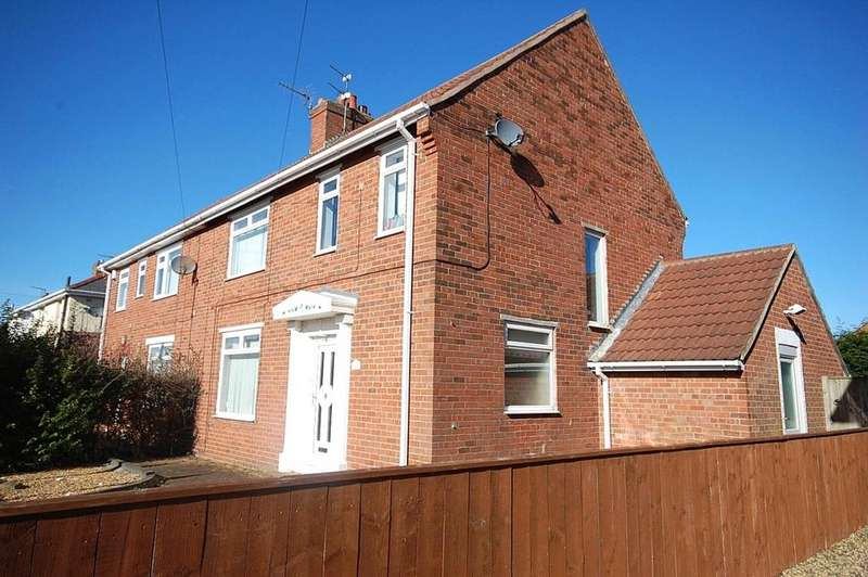 4 Bedrooms Semi Detached House for sale in Sunniside
