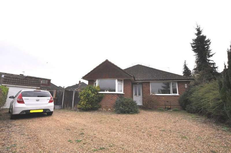 2 Bedrooms Detached Bungalow for sale in Orchard Way, Normandy