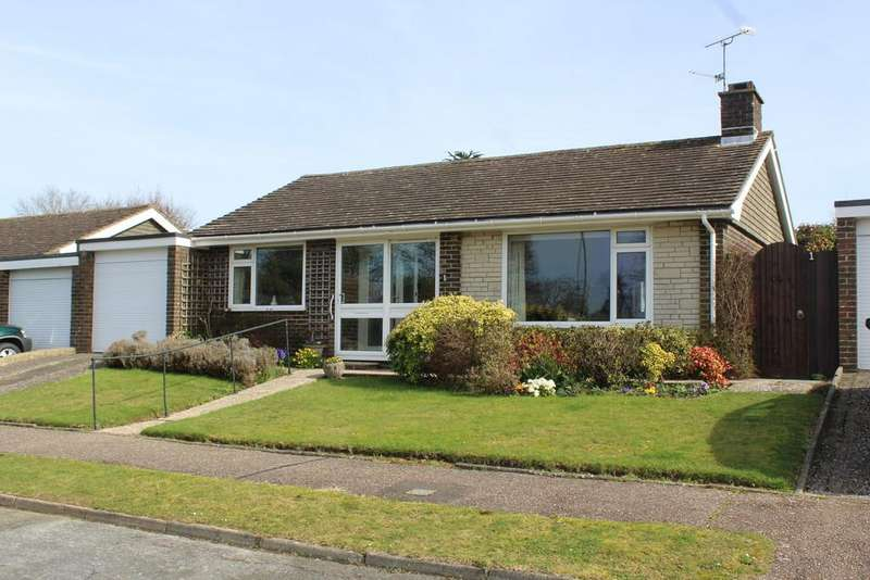 3 Bedrooms Detached Bungalow for sale in Frenches, Storrington