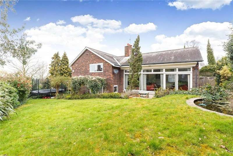 4 Bedrooms Detached House for sale in Woodhall Drive, Dulwich, London, SE21