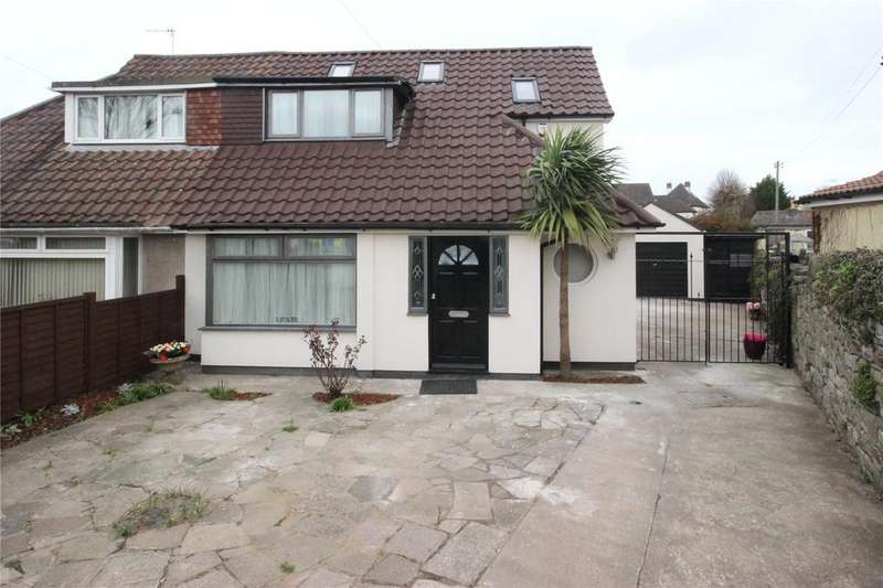 4 Bedrooms Semi Detached House for sale in Wellington Hill West, Henleaze, Bristol, BS9