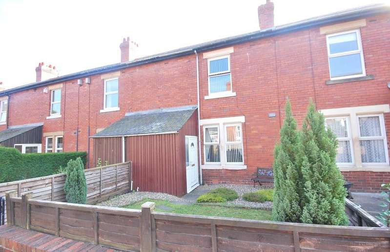 3 Bedrooms Terraced House for sale in Walbottle
