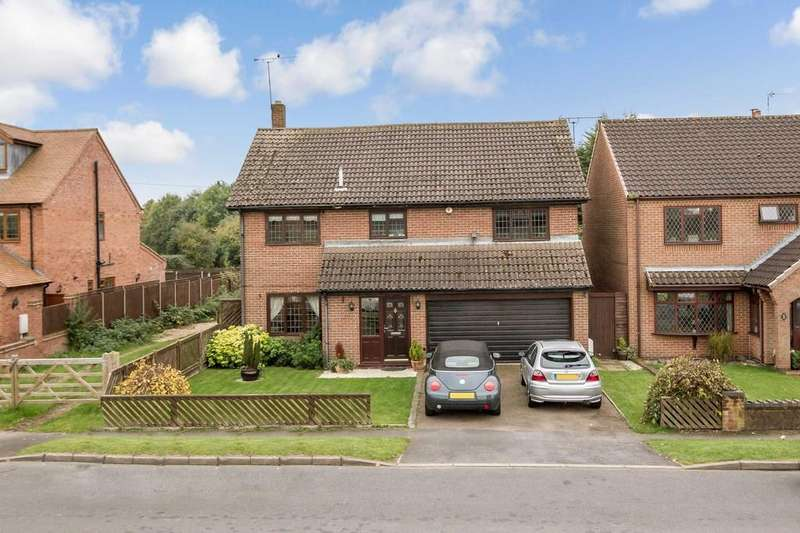 4 Bedrooms Detached House for sale in Grove Road, Nr Coventry