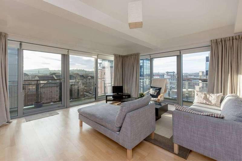 3 Bedrooms Flat for sale in 31/10 Breadalbane Street, Edinburgh, EH6 5JW