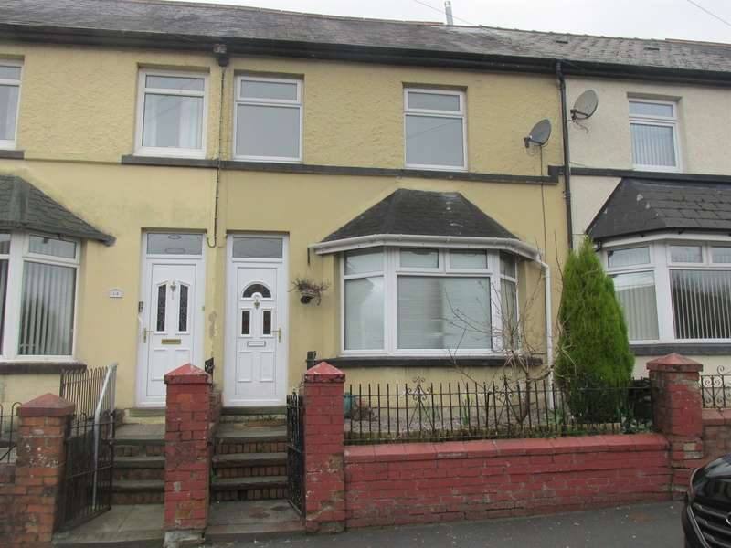 3 Bedrooms Terraced House for sale in Kingsley Terrace, Aberfan, Merthyr Tydfil