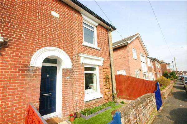 2 Bedrooms Semi Detached House for sale in Wolseley Road, Southampton