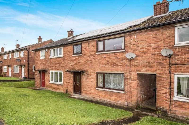 3 Bedrooms Property for sale in Airedale Avenue, Bingley, BD16