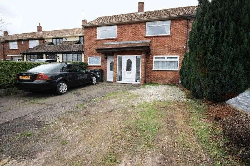 3 Bedrooms Terraced House for sale in Queens Road, North Weald, Essex, CM16