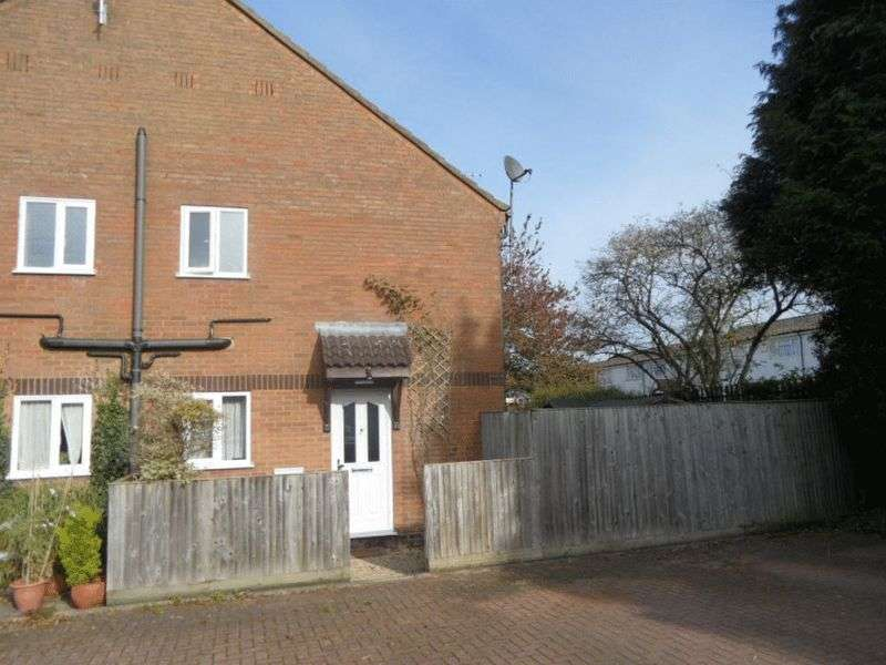 1 Bedroom Terraced House for sale in LANE END - one bedroom end of terrace starter home
