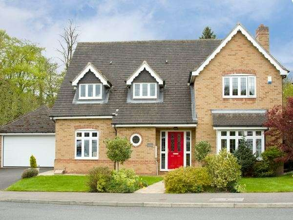 4 Bedrooms Detached House for sale in Hermitage Gardens, CHESTER LE STREET, Durham