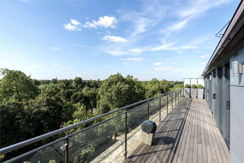 3 Bedrooms Flat for sale in Falmouth House, Clarendon Place, London, W2
