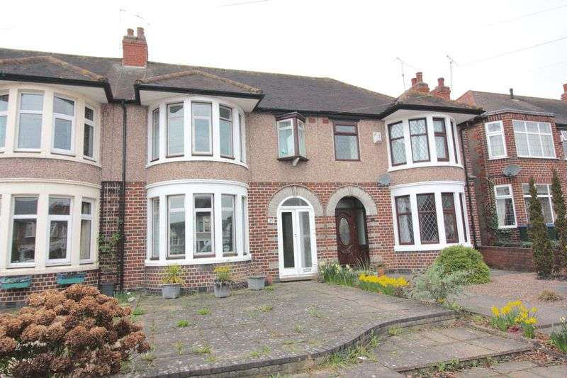 3 Bedrooms Terraced House for sale in Keresley Road, Keresley, Coventry