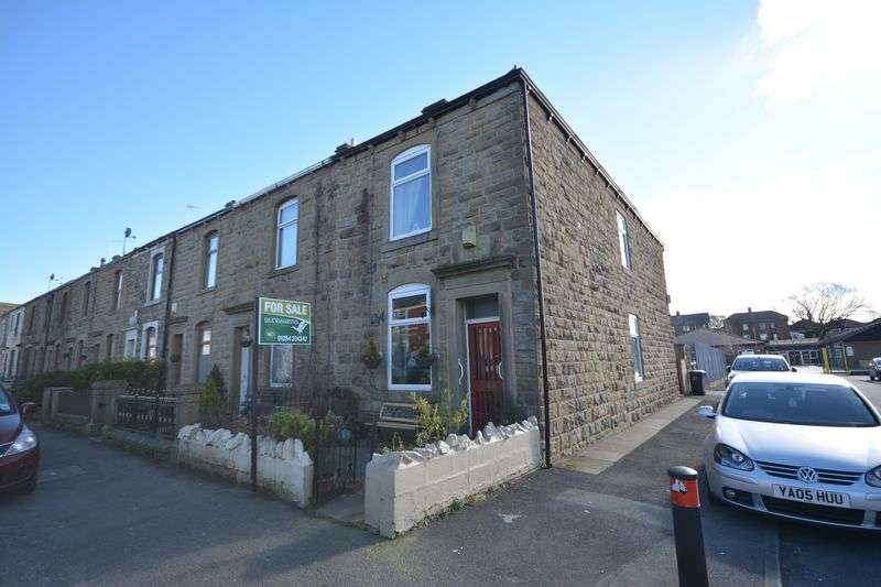3 Bedrooms Terraced House for sale in Church Lane, Clayton-le-Moors