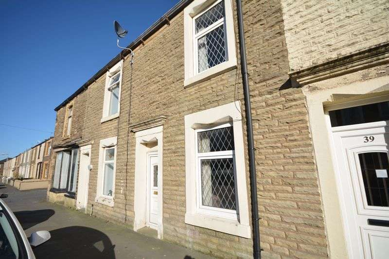 2 Bedrooms Terraced House for sale in Roe Greave Road, Oswaldtwistle